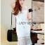 Lady Ribbon Korea Dress &#x1F380 Lady Ribbon's Made &#x1F380 Lady Nara Feminine Elegant Crystal Embroidered Lace Dress thumbnail 4