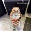 Marc Jacobs MBM3077 36mm Gold Steel Bracelet & Case Women's Watch thumbnail 1