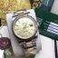 Rolex Oyster Perpetual Datejust 41 two tone Basel 2017 - Gold Dial thumbnail 2