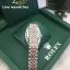 Rolex Lady Datejust - Blue Diamond - 69173 Jubilee thumbnail 3