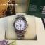 Rolex Oyster Perpetual White Dial Roman thumbnail 3