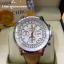 Breitling Navitimer Aopa - Stainless Case with Brown Leather thumbnail 2