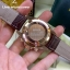 Rolex Cosmograph Daytona - Gold Dial Brown Bezel and Leather Strap thumbnail 3