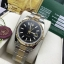 Rolex Oyster Perpetual Datejust 41 two tone Basel 2017 - Black Dial thumbnail 2