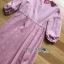 Lady Ribbon Pink Denim Dress thumbnail 7