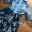 Lady Ribbon Korea LR08260516 &#x1F380 Lady Ribbon's Made &#x1F380 Lady Danielle Feminine Elegant Floral Printed Polyester Dress thumbnail 6