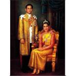 รูปในหลวงและพระราชินี (ใหญ่)2