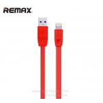 สายชาร์จไอโฟน REMAX Ferrari Full Speed iPhone Lighting 2 เมตร (สีแดง)