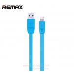 สายชาร์จไอโฟน REMAX Ferrari Full Speed iPhone Lighting 2 เมตร (สีฟ้า)