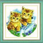 Lovely kitten (พิมพ์ลาย)