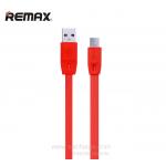 สายชาร์จ REMAX Ferrari Full Speed Micro USB (สีแดง)