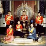 ภาพราชวงศ์ รัชกาลที่9