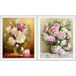 Flower vase (พิมพ์ลาย)