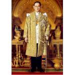 ครอสติสคริสตัล ในหลวงรัชกาลที่ ๙ ครองราชย์ 60 ปี (ใหญ่)