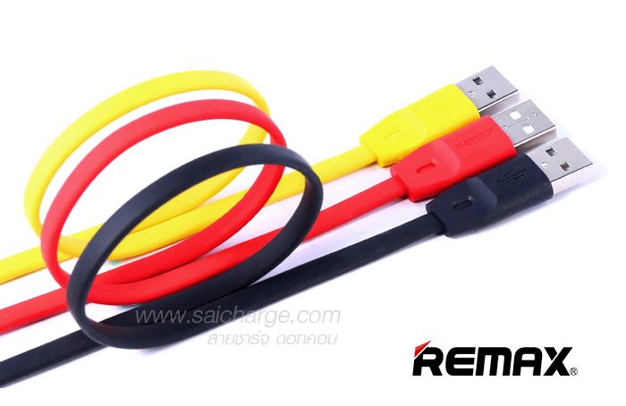 สายชาร์จ Micro USB REMAX Ferrari Full Speed Ferrari