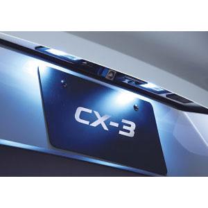 ไฟส่องป้ายทะเบียน LED CX-3