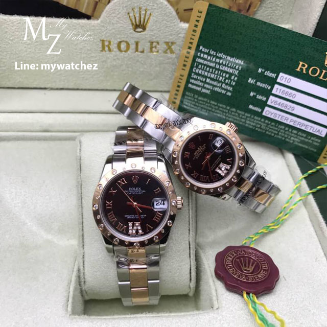 Rolex Oyster Perpetual 31 MM - ฺBlack Dial