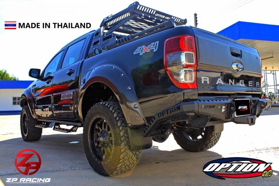 กันชนท้าย Option4WD รุ่น STD