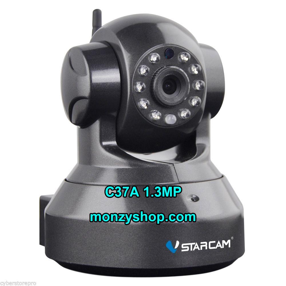 กล้องวงจร VStarCam C37A ความละเอียด 1.3ล้านพิกเซล 960P
