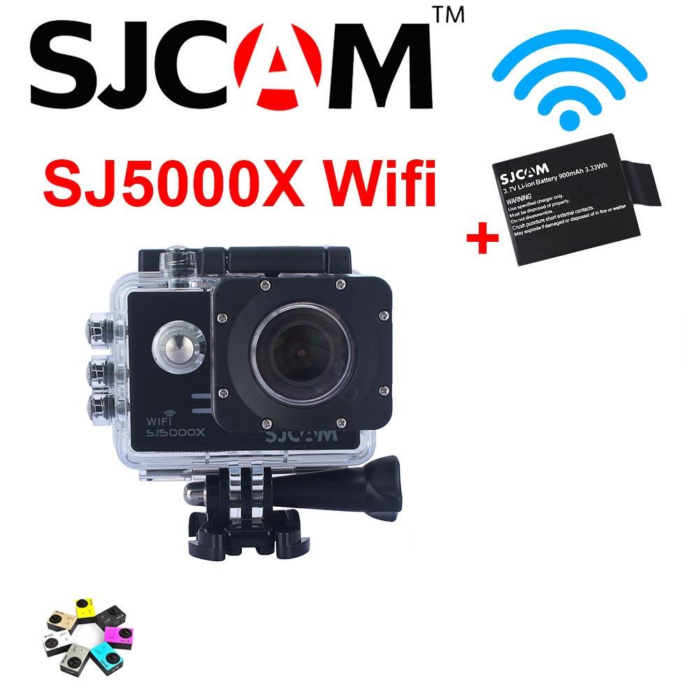 กล้อง Action Camera - รุ่น SJ5000X แท้ 100% ชัวร์