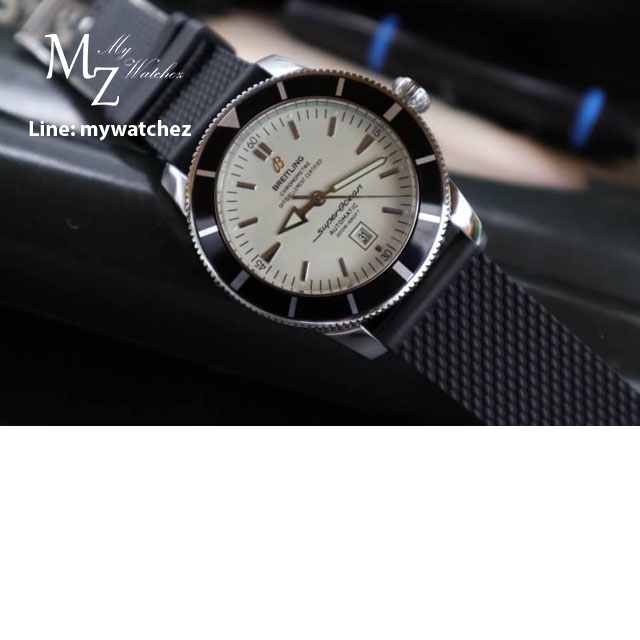 Breitling Superocean Heritage A17320 - White Dial