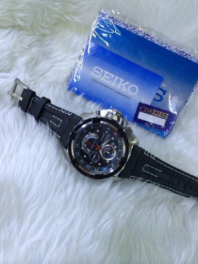 นาฬิกา Seiko Ventura ก๊อปเกรด Mirror และ เกรด Swiss