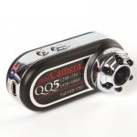 Ultra QQ5 กล้องจิ๋วแอบถ่าย ชัด 1080P เลนส์กว้าง170 มีอินฟาเรด