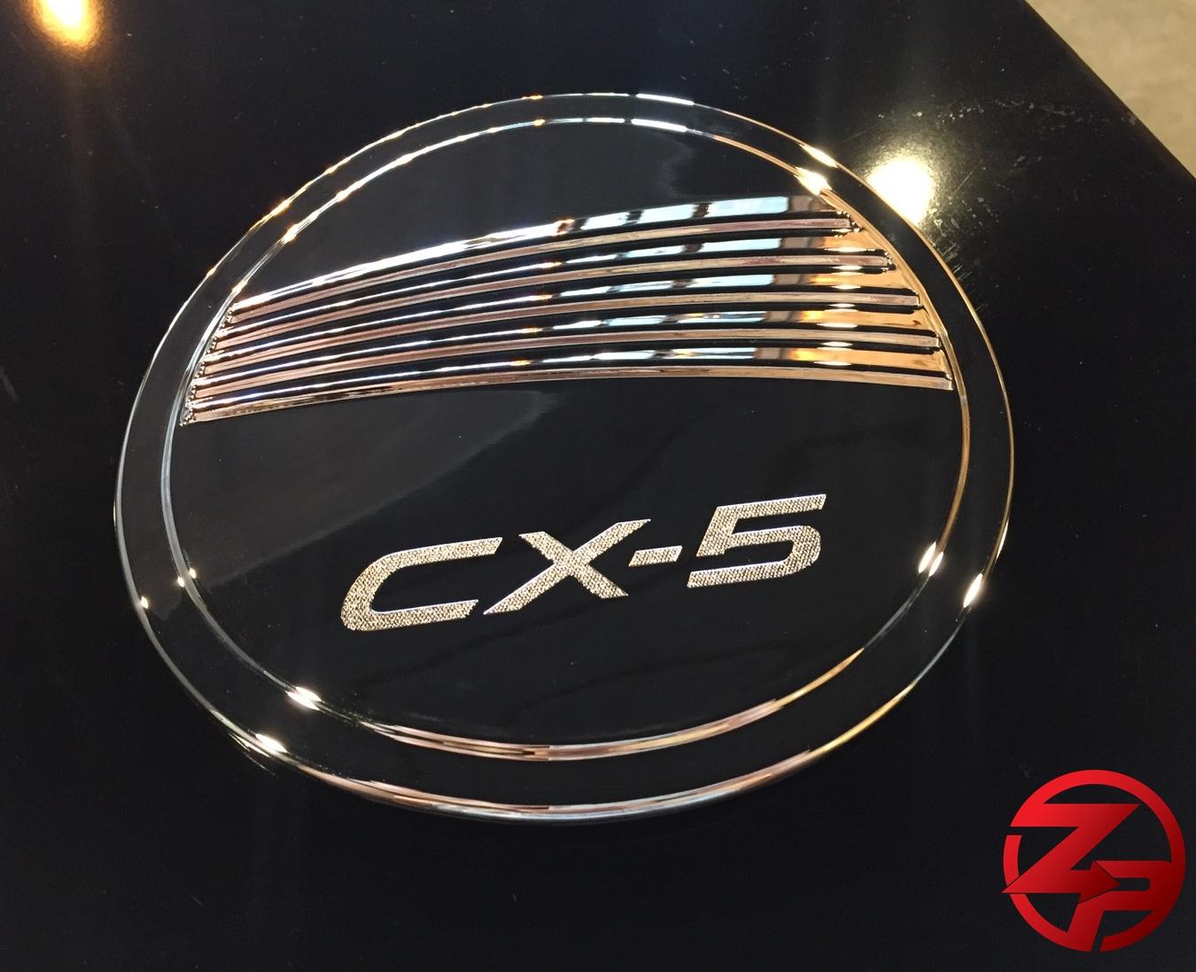ครอบฝาถังน้ำมัน CX-5