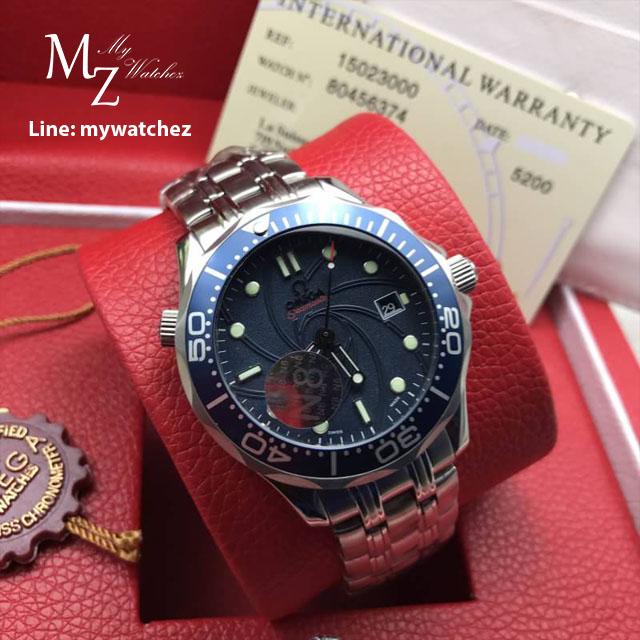 Omega Seamaster 300M Chronometer - Casino Royale 41 MM