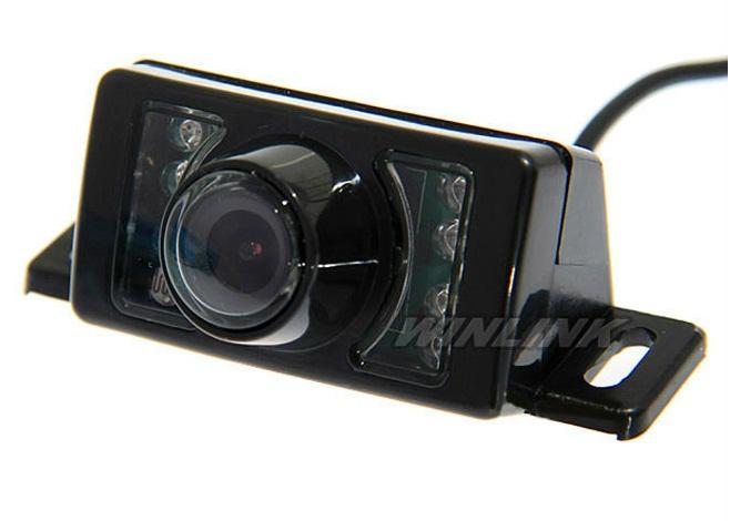 กล้องช่วยมองหลัง กันน้ำ ระบบอินฟาเรต พร้อมไฟ LED มองในที่มืด CA350