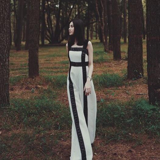เสื้อผ้าแฟชั่นเกาหลี Lady Ribbon Thailand Morning Posh present L.B.T new collection summer playsuit
