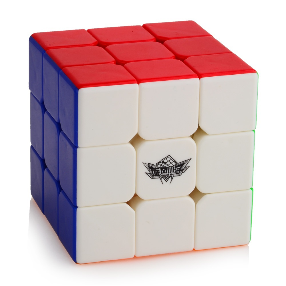 Cyclone Boys 3x3x3 FeiWu Speed Cube Puzzle