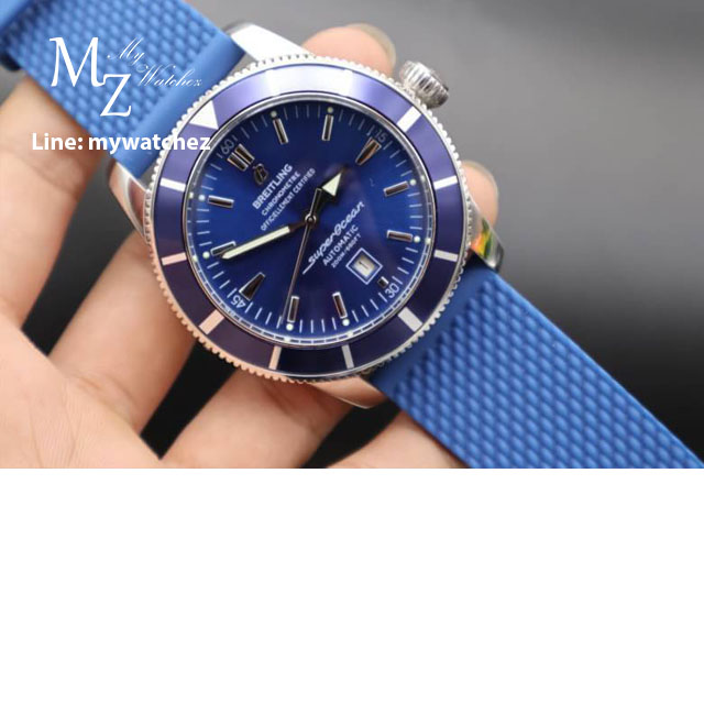 Breitling Superocean Heritage A17320 - Blue Dial