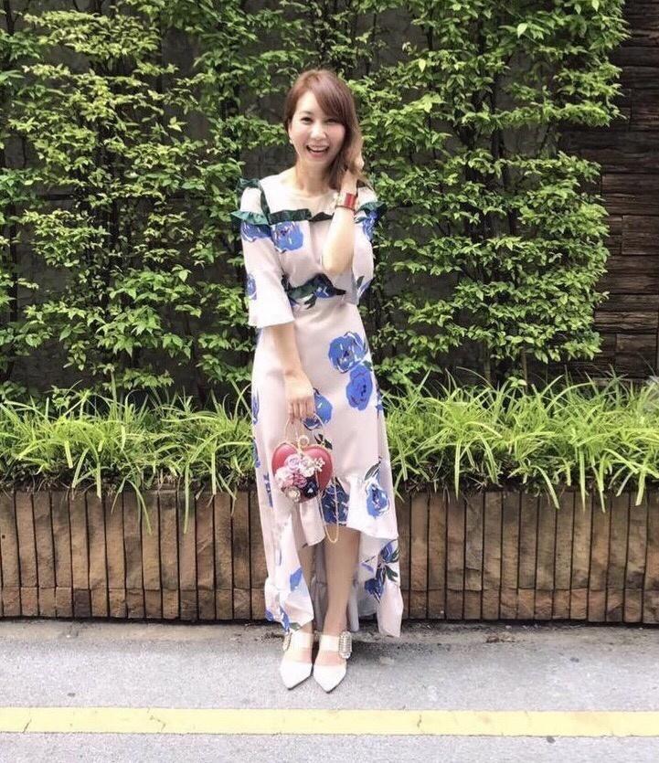เสื้อผ้าแฟชั่นเกาหลี Lady Ribbon Thailand Normal Ally Present K.S new collection dress