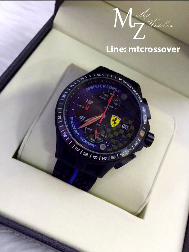 Ferrari Scuderia Ferrari 166Inter Corsa - Two Tone Black and Blue