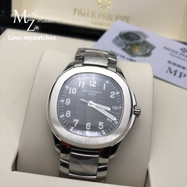 Patek Philippe Aquananut 5167/1A001 - Stainless Black Dial