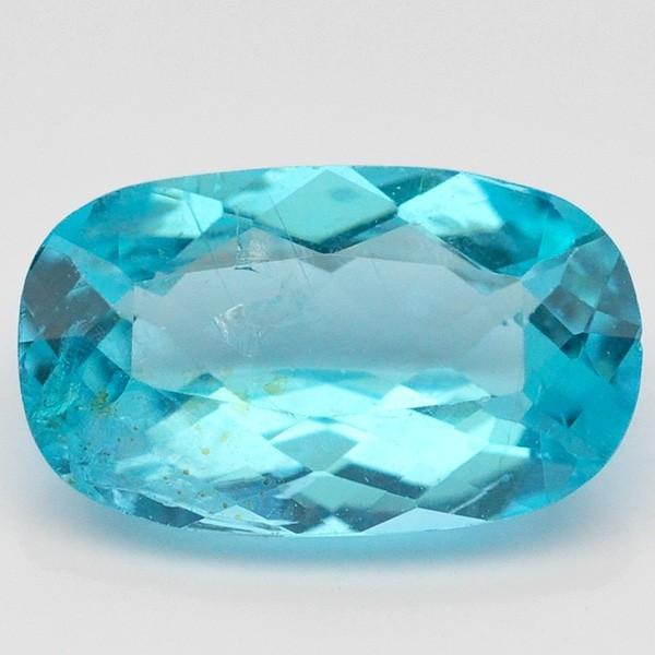 พลอยอะพาไทต์ (Apatite) พลอยธรรมชาติแท้ น้ำหนัก 0.90 กะรัต