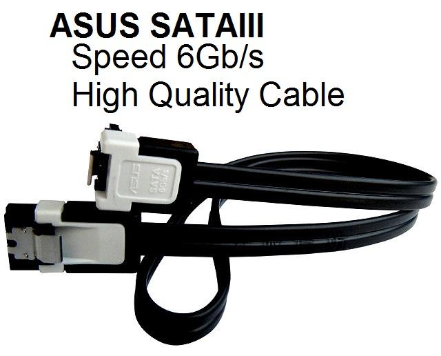 Asus SATA III 3.0 6Gb/s High Speed ชุดละ 2 เส้น