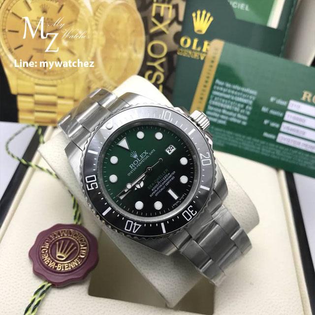 Rolex Sea-Dweller Black Dial 126600 Black Dial - 50Th Anniversary