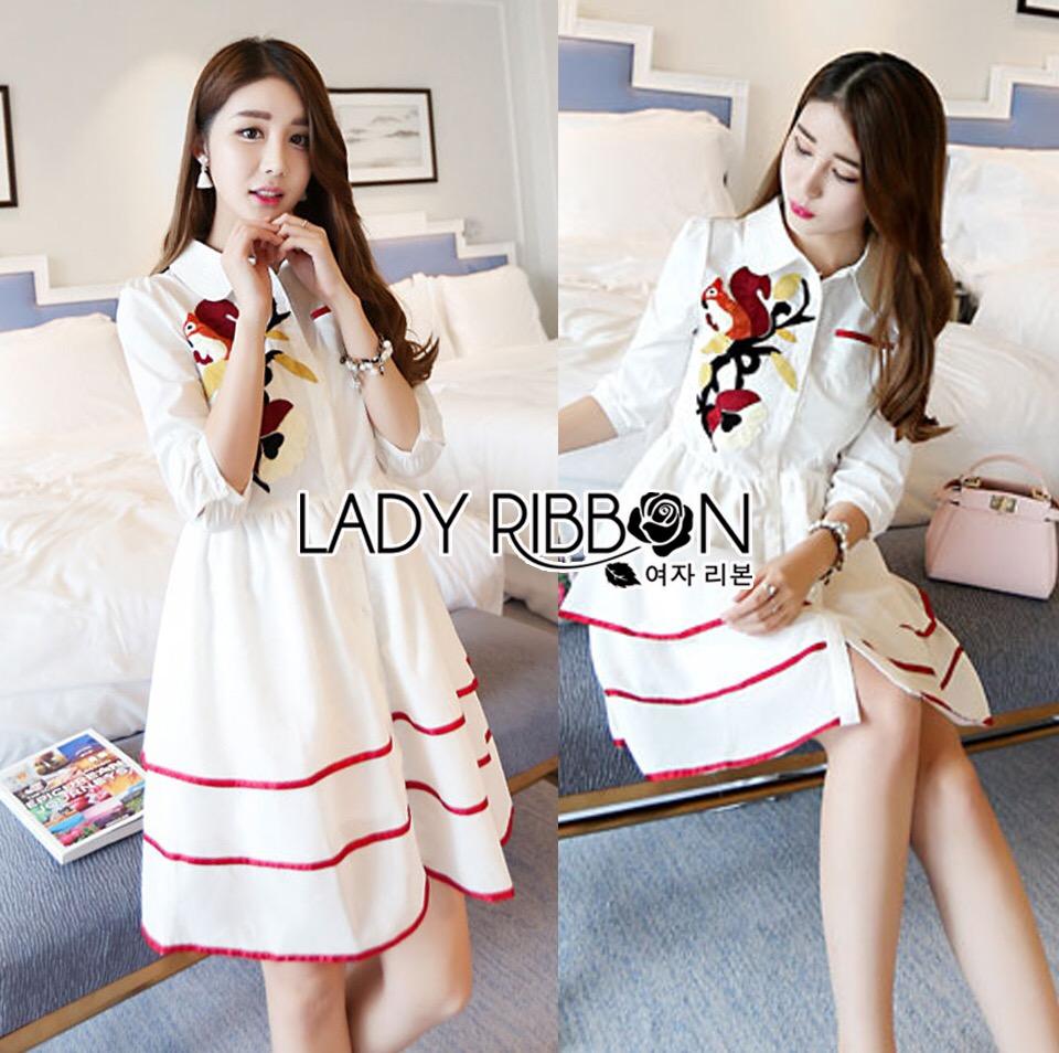 Lady Ribbon
