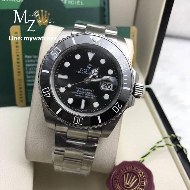 Rolex Submariner Date - All Black