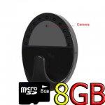 กล้องตะขอแขวนผ้า มีอินฟาเรด 720P HD ฟรี พร้อมใช้งาน เมมโมรี่ 8G จัดส่ง EMS FREE