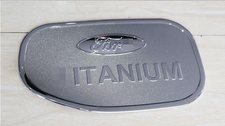 ครอบฝาถังน้ำมัน TITANIUM