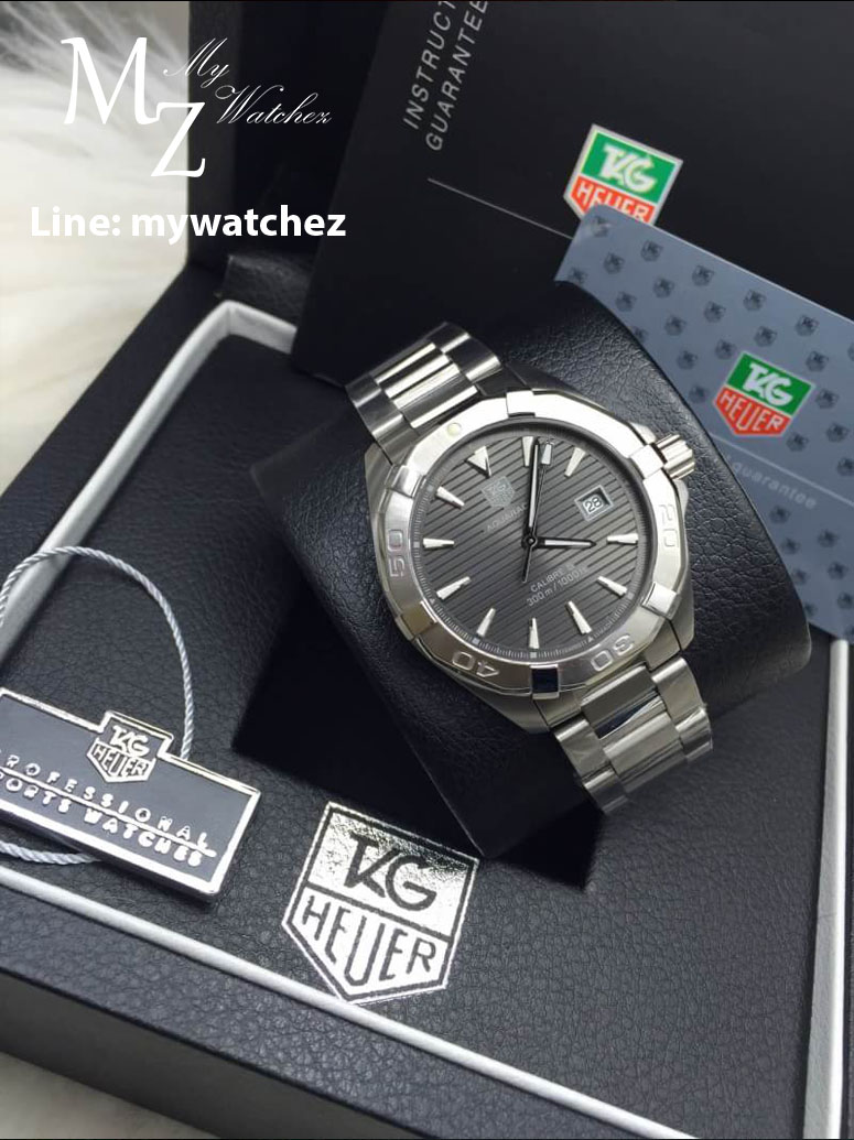 Tag Heuer 300M Men REF: WAY2113.BA0928 - Anthracite Dial