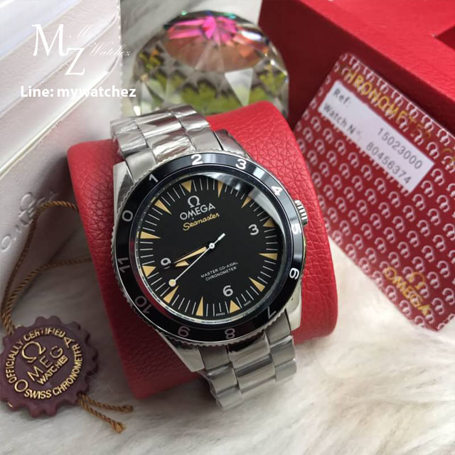 Omega Seamaster 300 Spectre - Stainless