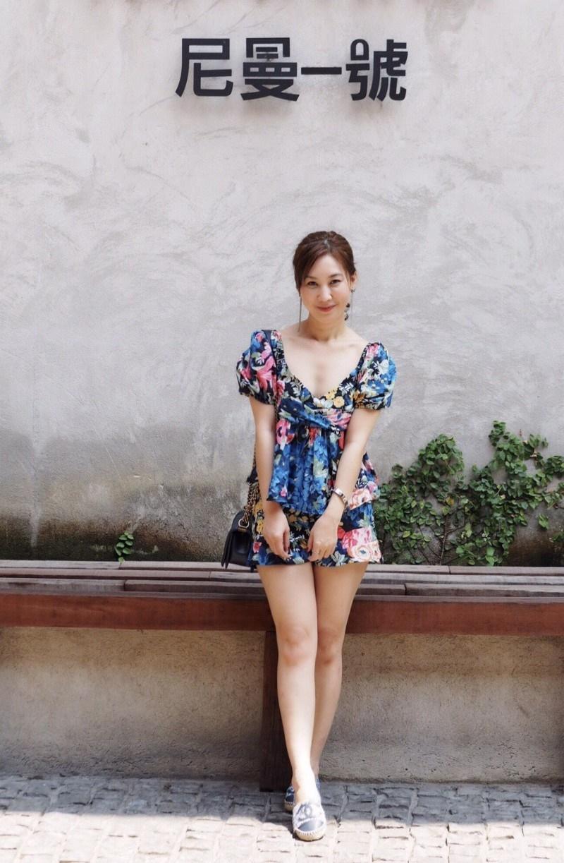 เสื้อผ้าแฟชั่นเกาหลี Lady Ribbon Thailand Normal Ally Present Zara flower print in Summer