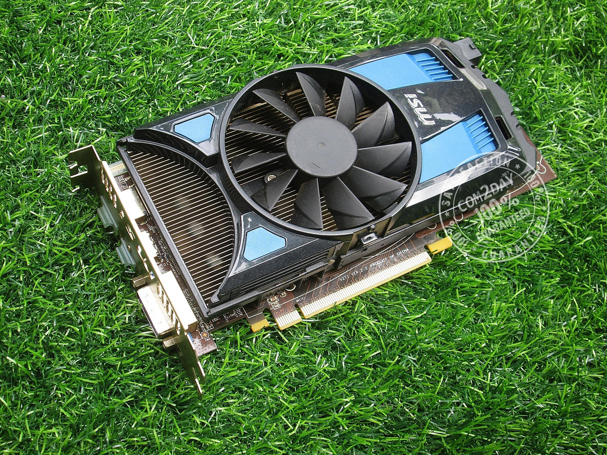 MSI R7750 Power Edition 1GB DDR5
