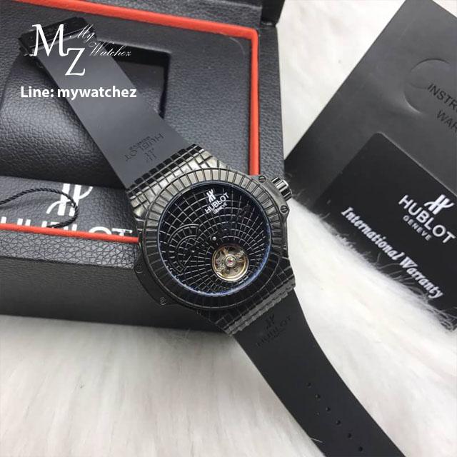 Hublot Black Caviar Bang 41 mm