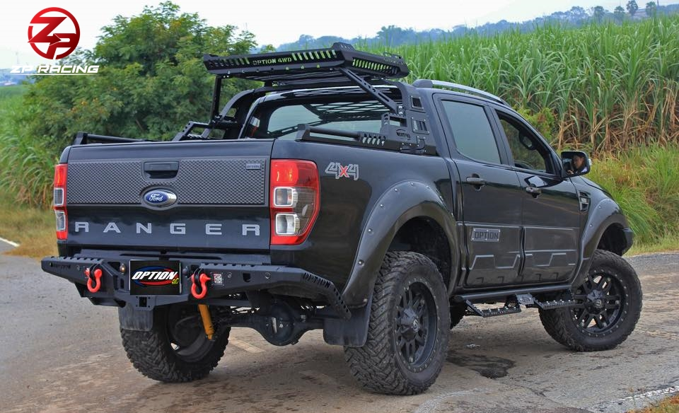 กันชนท้าย Option4WD รุ่น STD Sport
