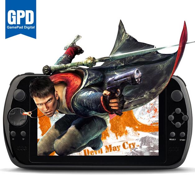 GPD แทปเล็ต Q9 ความจุ 16GB Quad Core จอ7นิ้ว IPS สำหรับเกม Andriod และ คอนโซลเกม